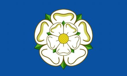 Yorkshire County Flag 5ft x 3ft